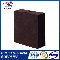 Bester Verkaufs-Fabrik-Preis-hoher Druckfestigkeit-Magnesiumoxyd-Chromerzstein