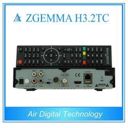 L'OS doppio disponibile in tutto il mondo E2 DVB-S2+2xdvb-T2/C di Linux di memoria della ricevente del satellite/cavo di Zgemma H3.2tc si raddoppia sintonizzatori