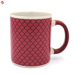 유럽식 인쇄 사기그릇 마시는 컵