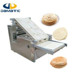 Máquinas para alimentar/Árabe pão pita Chapati Naan Roti Tortilha Lavash Maker fazendo a máquina