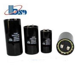 Condensatore del motore a corrente alternata di CD60b, componenti elettrolitiche