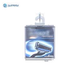 Cuadro de bloqueo de seguridad de EAS Caja de seguro para el cigarrillo de la batería
