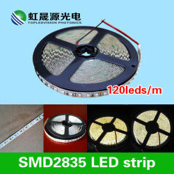 شاشة LED مرنة SMD2835 ذات سطوع عالٍ مزودة بشاشة LED بقدرة 120 صمام ثنائي باعث للضوء/متوسطة قوة 17 واط