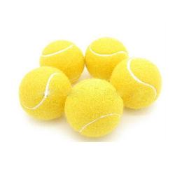 De Buena Calidad Extra Itf la bolsa de red de tipo 2 comidas profesional personalizado el 45% de la Lana sin presión de pelota de tenis