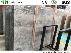 Tundla Gray/Building Material Marble, 실내 세면대 겸 대리석 타일/벽 클래딩/파빙 스톤