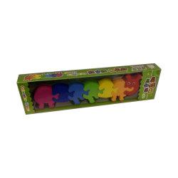 Школьных принадлежностей питания Caterpillar Eraser
