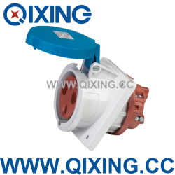 63A 5p 、耐荷重、産業用電気プラグ CEE/IEC