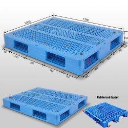 交通機関のための産業HDPEのプラスチックリサイクルされたプラスチックパレット