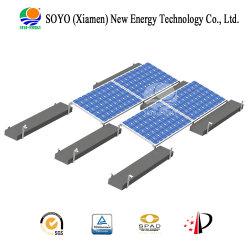 Soyo энергии индивидуальные балласт углеродистой стали кронштейн для Conceret Roof-Top солнечной энергии