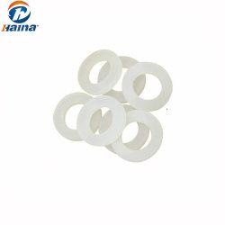Белый Plat пластмассовое кольцо шайбы