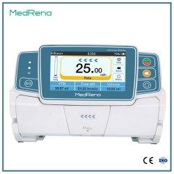 """Micro médica Peristáltica Intravenosa Smart da bomba de infusão com 4.3"""" da tela de toque"""