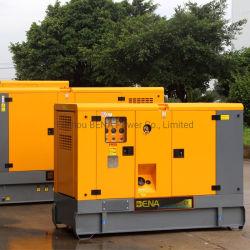 Silencieux 4 temps générateur de puissance diesel Cummins électrique avec 25kVA-1500kVA Propulsé par Approbation CE
