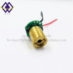 Fabricante do preço de fábrica personalizada 450nm ponto azul do módulo do diodo de laser