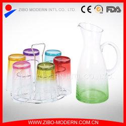 Fabricante de la botella de cristal de vidrio al por mayor