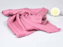 50%Silk und 50%Cashmere mischten Garn-Farben-Schal