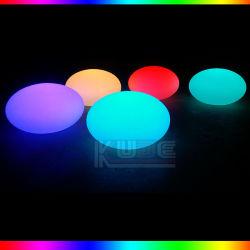 Oeuf de Pâques à LED rechargeable de changement de couleur de l'oeuf de Pâques oeuf de Pâques