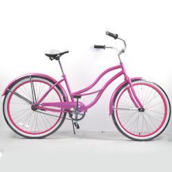 26 Pol Venda Praia de alta qualidade Cruiser Bike aluguer