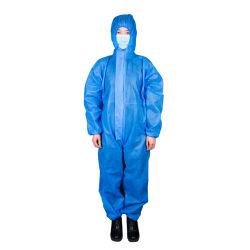 Китай профессиональные производители медицинских Suite защитную одежду работы костюм одноразовые Non-Woven защитный костюм