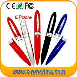 다채로운 펜 디자인 선전용 선물 펜 드라이브 (EP006)