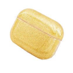 Glänzende Diamant-Kasten-drahtlose Luxuxkopfhörer-Kristalldeckel für Airpods Schutz-Fall