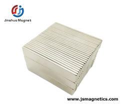 Bloque de imán de neodimio de alta calidad para el aerogenerador Rare Earth Magnet para motores