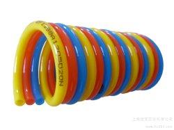 Promotion ! Hot Sale PU Twin flexible en spirale PU Flexible spiralé PU Tuyau pneumatique