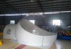 販売のための泡家の泡テントのToursimの膨脹可能で明確な使用