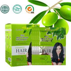 Shampoo van het Haar van Ylofang de Snelle Zwarte 30ml