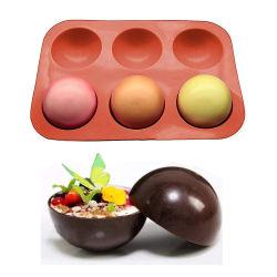 Hersteller kundenspezifische Bakeware Fondant-Silikon-Form