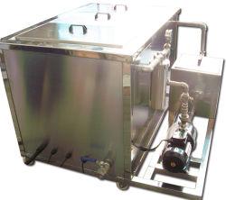 オイルキャッチと360L高品質の車産業超音波クリーナーはSUS304タンクを2ミリメートルことができます