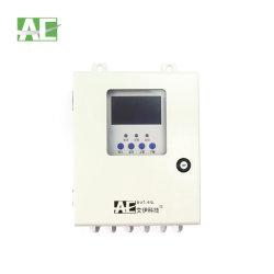 Parque de controlador de alarme para monitorização de CO e CO2