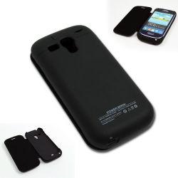 backup2000mAh Ladegerät-Deckel für die Samsung-Galaxie S3 Mini