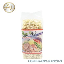 Naturellement sains traditionnels Slim nouilles aux oeufs séchées de nouilles de blé