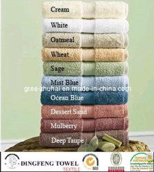 La Chine 500gsm suprême de gros de coton égyptien serviette invité 4 pièces set de serviettes en coton