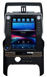 """12.1 """" Toyota Prado 2018 Android Système de navigation GPS de l'écran vertical"""