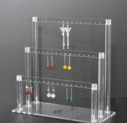 アクリルのパンフレットのホールダーまたはプラスチック本だなまたはプレキシガラスのアクリルの陳列台