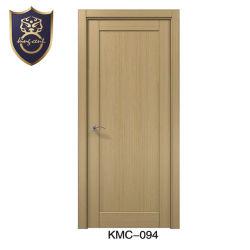 Plus tard un design moderne en bois MDF solide porte en PVC de moissonneuse-batteuse de la Chine