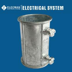 EMT 電気金属チューブセットスクリューカップリング