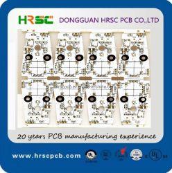Impedância do auscultador controle 4 L Multi-Layers placa PCB RoHS principal