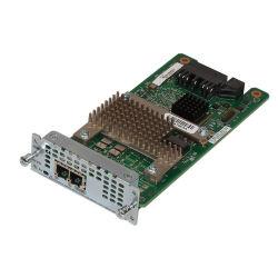 La interfaz de red Cisco Módulo de voz analógica Tarjeta Nim-2FXS=