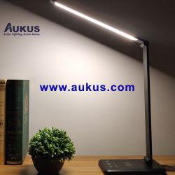 Indicatori luminosi pieghevoli della Tabella dell'indicatore luminoso dello scrittorio di protezione degli occhi di Aukus LED per la lampada di lettura dei bambini