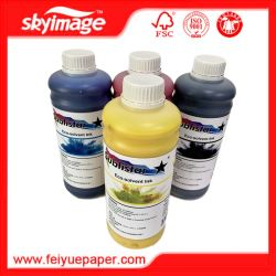 Обои чернил для печати Eco-Solvent/кожи/Car наклейки печать