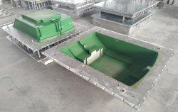 Moule pour la climatisation de l'unité de l'échangeur de ventilation à récupération de chaleur