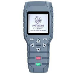 Obdstar X-100 PRO Auto Key programmeur (C+D) Type d'IMMO+Compteur kilométrique+logiciel OBD Obtenez gratuitement le pic et eeprom adaptateur 2 en 1
