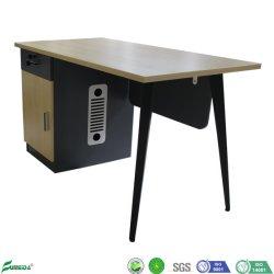 メラミン木の賭博のオフィスの主任の管理のコンピュータの机の現代スタッフの地位作業オフィス表