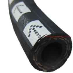 Волокна оплетка En 854 R3 масла, система передачи гидравлический шланг