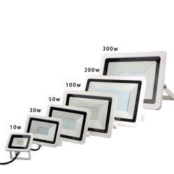 Flut-Licht der Cer RoHS Bescheinigung-10W 20W30W 50W 80W mit im Freien LED Flut-Licht des Bewegungs-Fühler-