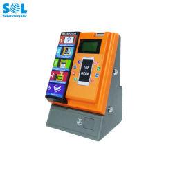 Essayez de commercialiser un nouveau produit avec fonction de facturation Paiement vending machine WiFi