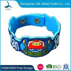 Mode personnalisé de haute qualité en caoutchouc de silicone colorées gifle Sport gravés personnalisés USB Smart Bracelet imprimé Bracelet en silicone gravé pour la promotion GIF