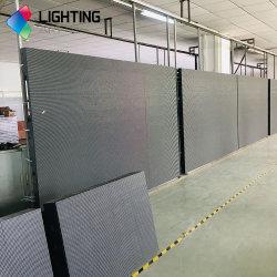 Festpixel Pitch P5 P6 High Resolution LED Advertising Media Digital für den Außeneinsatz